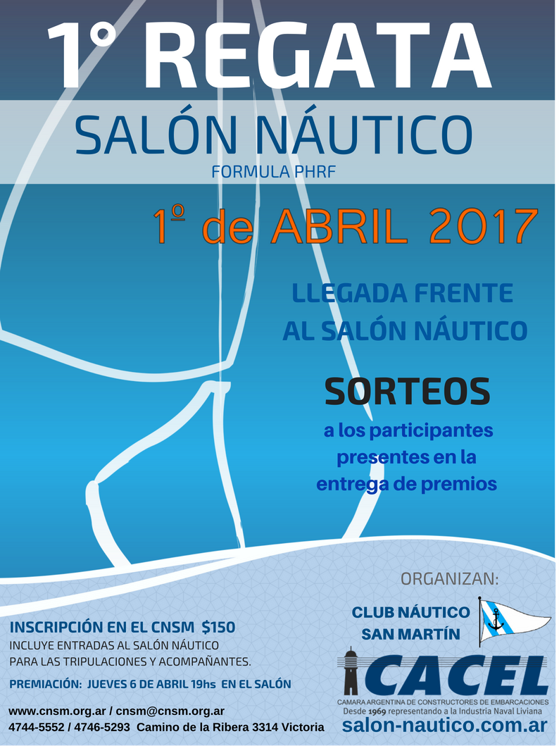 Regata Salon Nautico